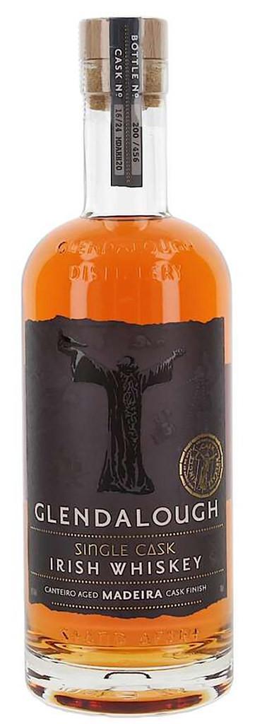 Glendalough Single Cask Madeira Finish Whiskey фото