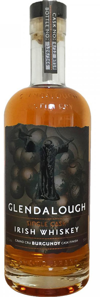 Glendalough Single Cask Burgundy Finish Whiskey фото