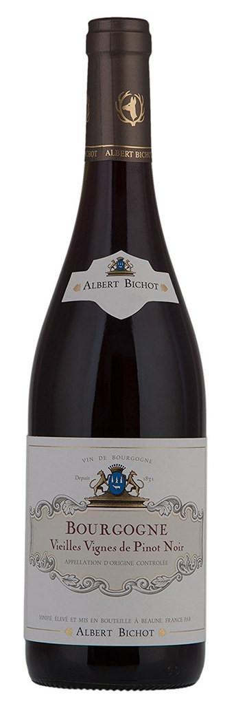 Albert Bichot Bourgogne Vileilles Vignes de Pinot Noir фото