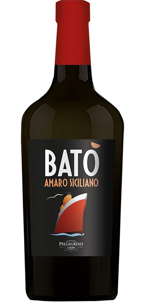 Carlo Pellegrino Bato Sicilian Amaro фото