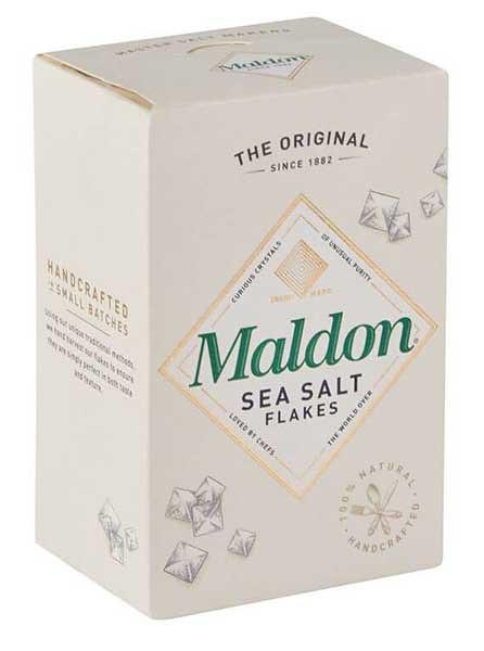 Соль хлопьями Maldon фото