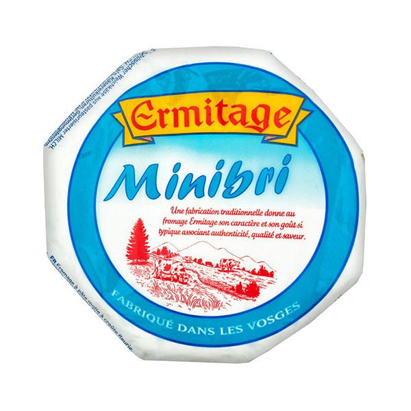 Сыр Minibri 60% Ermitage фото